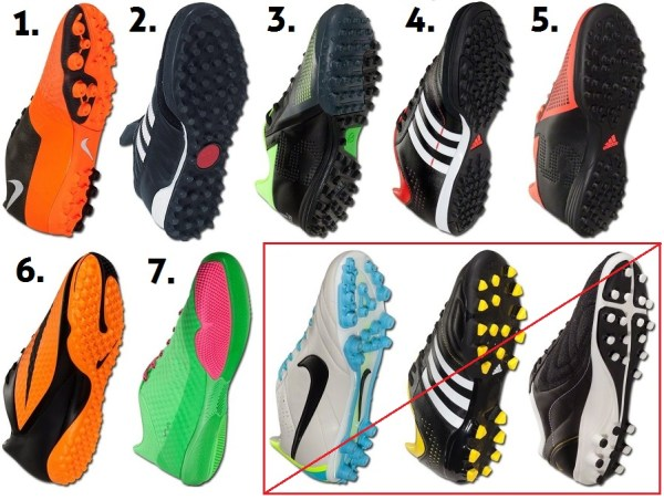 Footgolf Shoes