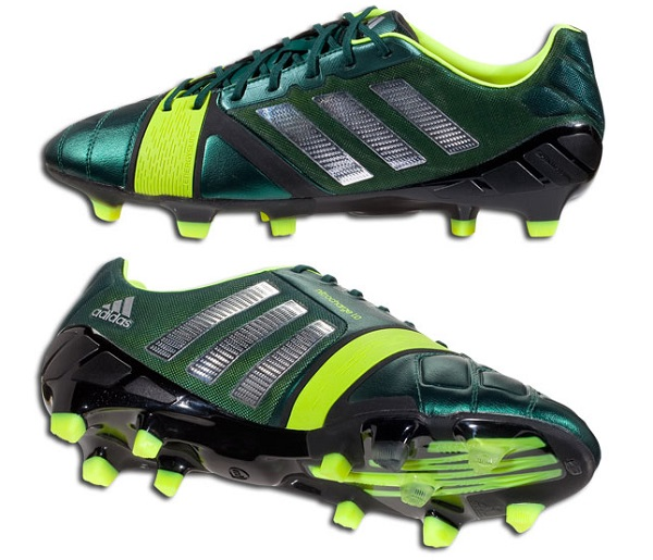 Nitrocharge in Forest Green