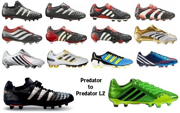 Romance Viento fuerte aspecto  Predator to Predator LZ   Soccer Cleats 101