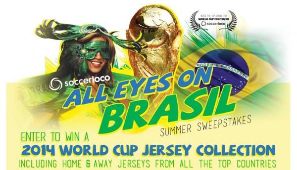 SoccerLoco SweepStake
