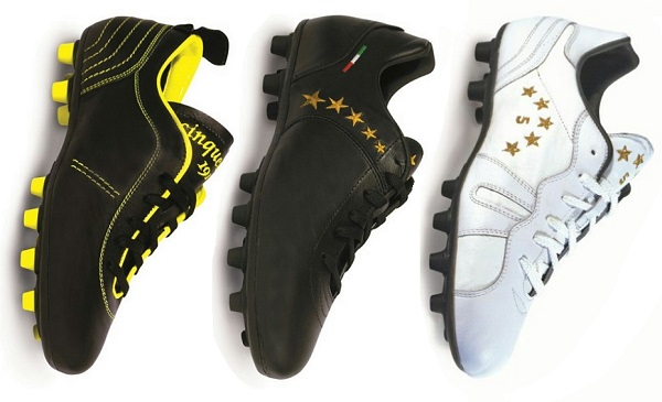 separation shoes a7384 0aa31 Introducing Cinquestelle Football Boots