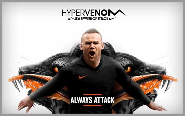Rooney Hypervenom