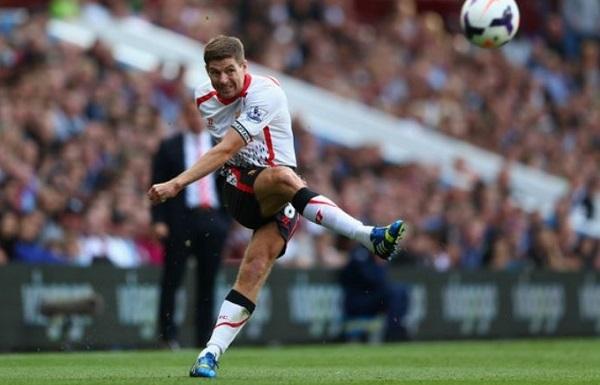 Steven Gerrard Nitrocharge