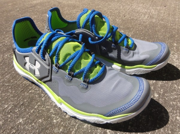 83248d9ea59 ... Summers top running shoe for soccer players – the Under Armour Charge  RC 2. Under Armour Charge RC 2