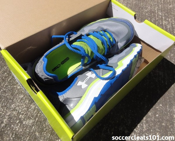 Under Armour Charge RC 2 Boxed