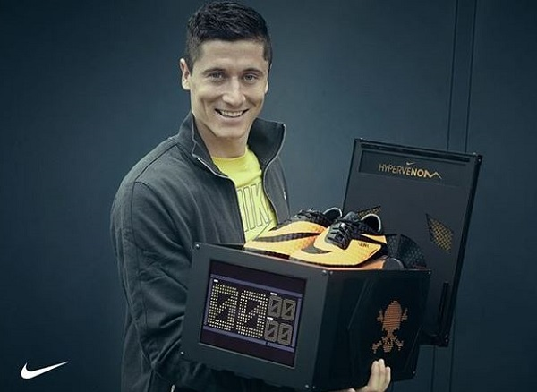 Lewandowski Hypervenom Phantom