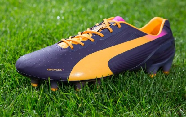 New Puma evoSPEED 1.2 Purple Orange
