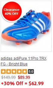 Soccerloco adiPure Sale
