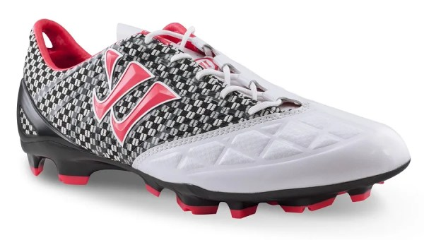Warrior Gambler White Pink
