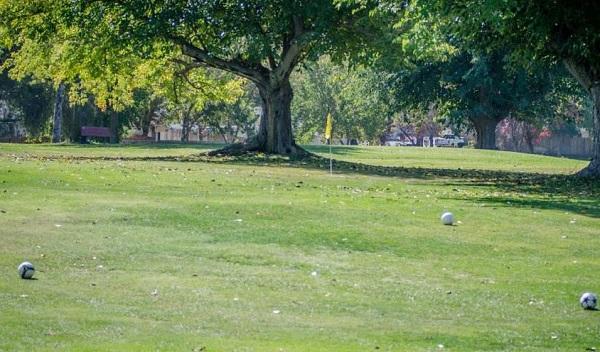 Footgolf at Foothills