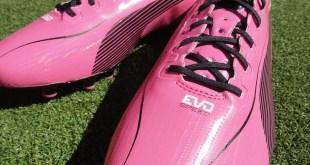 Pink evoSPEED Review