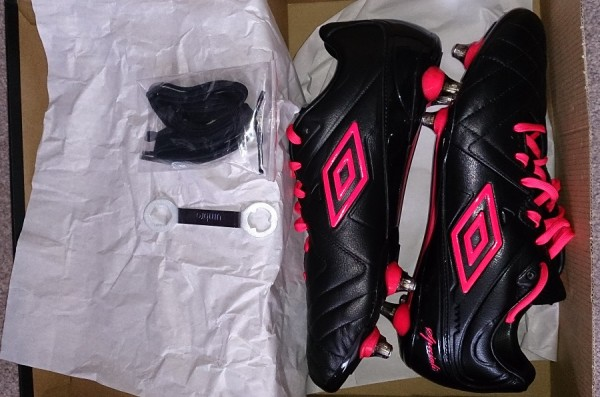 Umbro Speciali IV Boxed