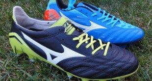 Mizuno Morelia Neo and Wave Ignitus 3