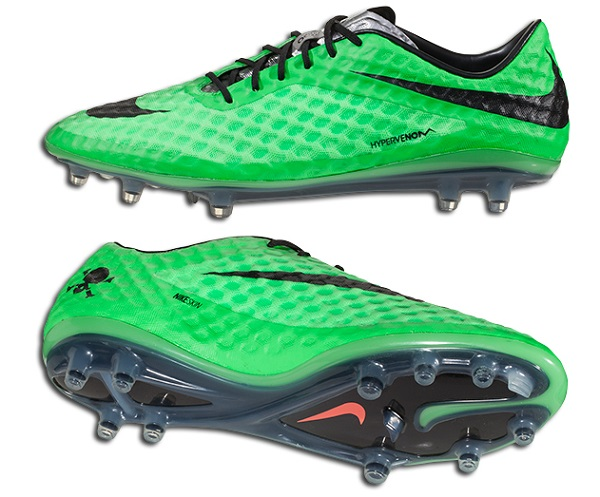 buy popular 0bb78 fafb1 Nike Hypervenom in Neo Lime Green | Soccer Cleats 101