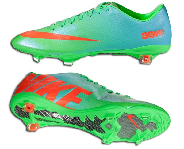 Nike Mercurial Vapor in Neo Lime