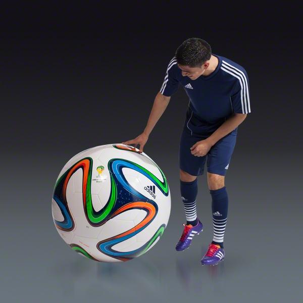 jumbo brazuca ball