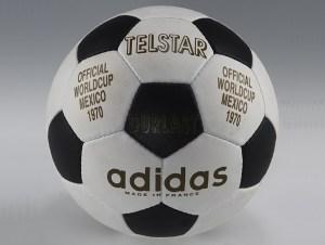 1970 Telstar Mexico ball