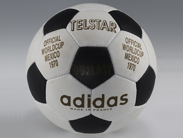 1970 Telstar Mexico ball