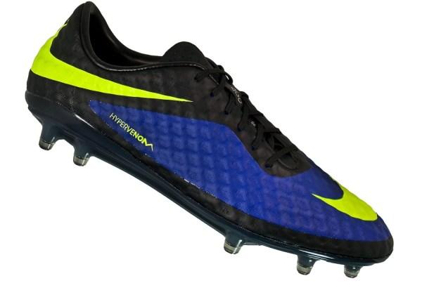 Blue Nike Hypervenom Phantom