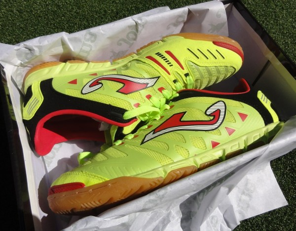 cac14f664e Checking Out the Joma Super Regate Indoor | Soccer Cleats 101