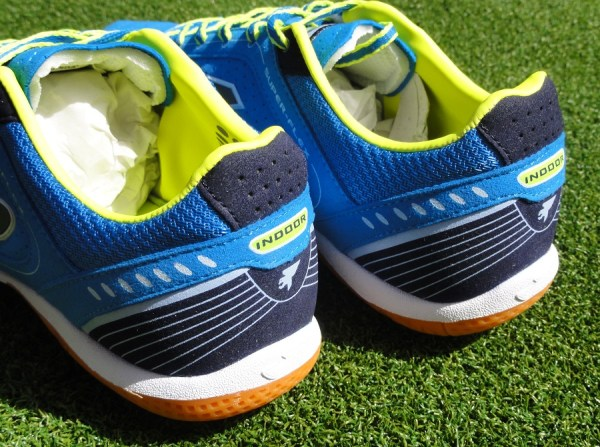 Joma Superflex Heel Design