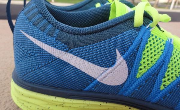 Nike Flyknit Lunar 2 Heel