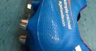 Podolski F50 Schumacher