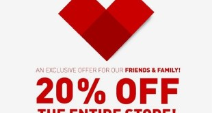 WSS Friends Sale Featured