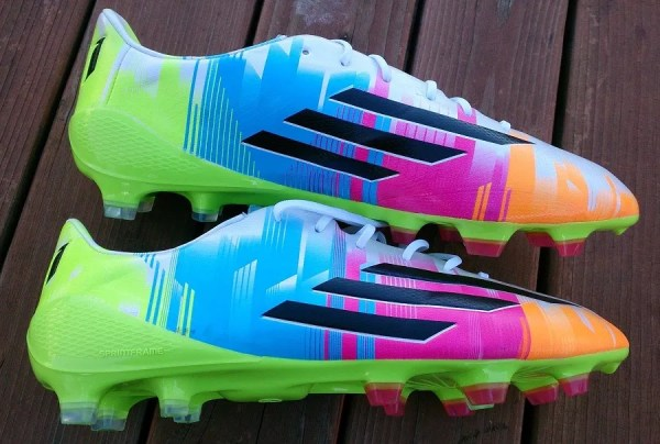 Adidas F50 adiZero Messi Review