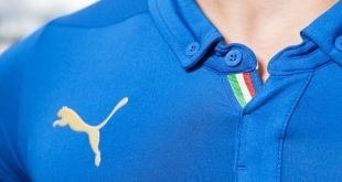 Italy Jersey Neckline