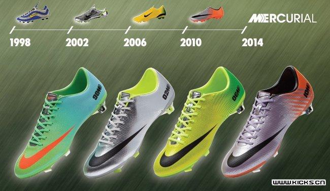 c37e37af7 Nike Mercurial Vapor 2014