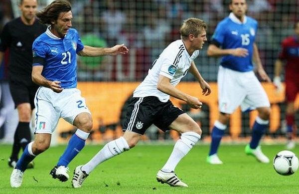 Toni Kroos Wearing adiPure IV