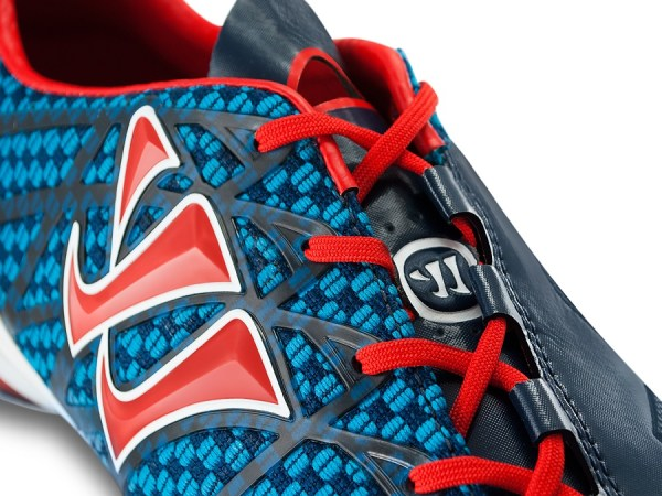 Warrior Gambler Pro Blue Red