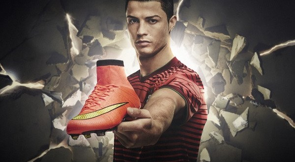 Ronaldo With Superfly