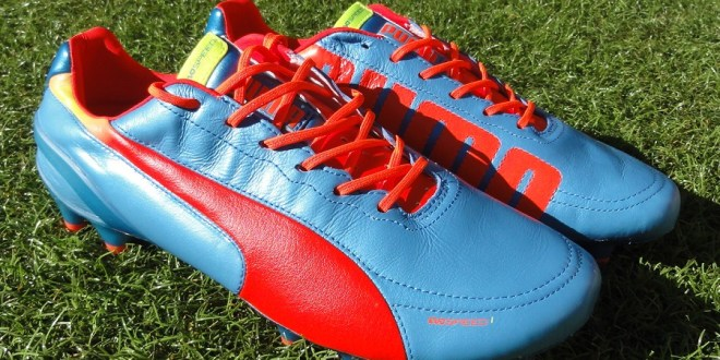 evoSPEED 1.2 Leather