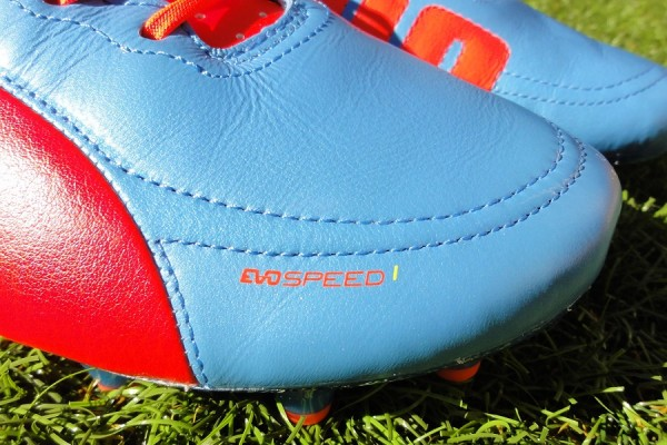 evoSPEED Leather Upper