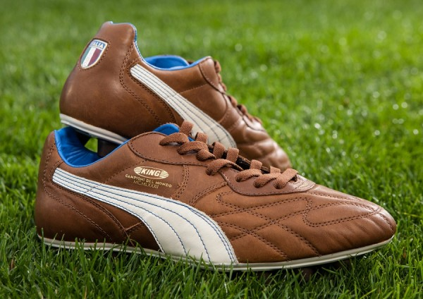 1982 Puma King Limited Edition Rerelease