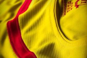 Liverpool Away kit