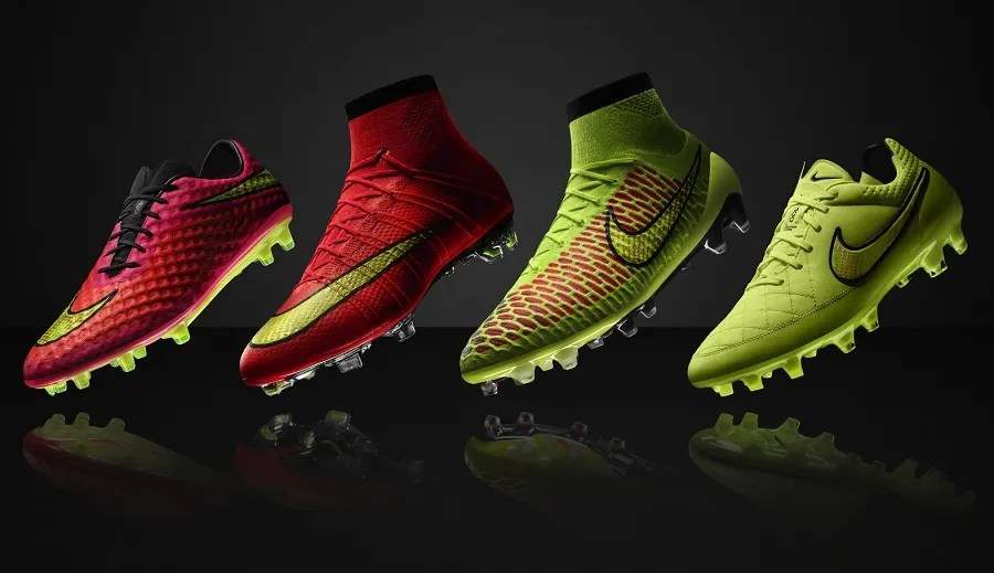 The Official Nike Boot Line Up We Will See Worn At World Cup
