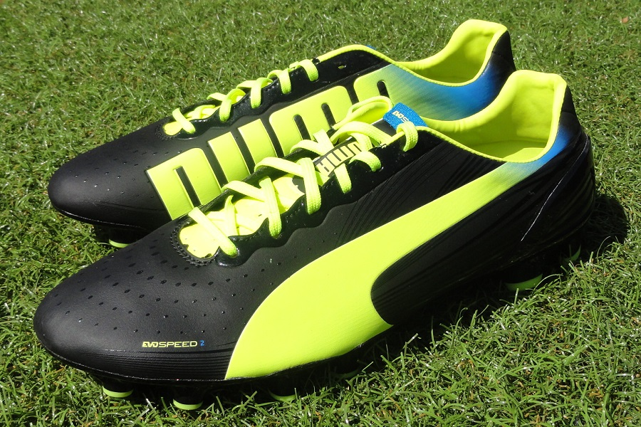 hot sale online 70599 9e7da Puma evoSPEED 2.2 – Boot Review