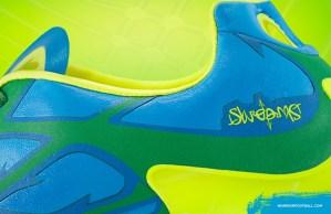 SKREAMER GREEN & BLUE HEEL