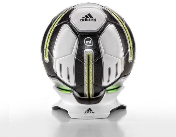 SMARTBALL from adidas soccer