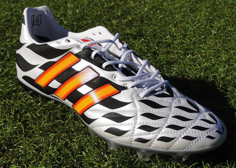 release date e924c f4ebd ... trx fg world cup 2014 milk white black orange 4dc79 0fa17 low price adidas  11pro battle pack d47d9 4299c ...