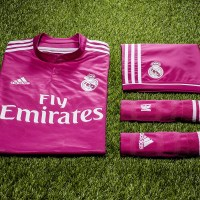 New Real Madrid Away Kit