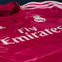 Pink Real Madrid Away (a)