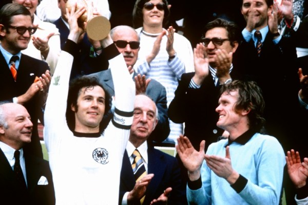 Soccer - 1974 World Cup - Final - West Germany v Holland