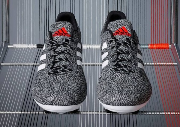 Adidas Primeknit Front View