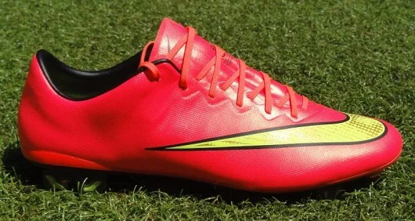 Nike Vapor X Review