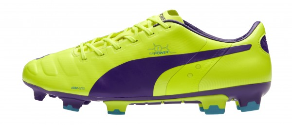 evopower 1 yellow purple puma