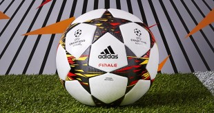 Adidas Finale 14 Official Match Ball